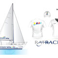 The yacht graphics derive from the cheerful hues and shapes of the specially adapted access dinghies in use at DOSC.