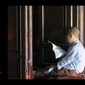 Studying monk, Vietnam