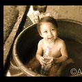 Bath baby, Chiang Mai, Thailand