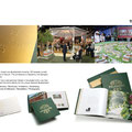Corporate identity / Stationery / Brochures / Invitations / Advertising / Exhibition design / Banners & billboards / Newsletters / Photography
