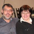 Szeberényi Gabriella és Andreas
