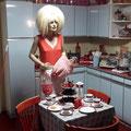 60er Jahre Küche