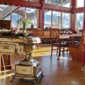 Restaurant bei Tag 2