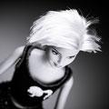 51|365 20.01.2016 - Barbie in schwarzweiß