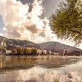 302/365 27.09.2016 - Heidelberger Schloss und Alte Brücke Heidelberg