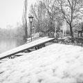 106|365 15.03.2016 Schnee im Englischen Garten München