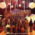 reportage sur les animations autour du Noël des Alpes à Annecy