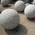Granitkugeln 40 cm