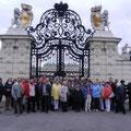 Oberes Belvedere Eingangstor