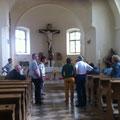 Besuch der Leipertitzer Kirche