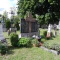 Friedhofsgedänkstätte der Deutschen
