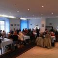 Mittagessen im Schloßhotel Feldsberg