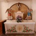 Seitenaltar Heilige Grab