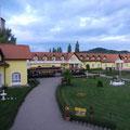Seitenflügel Hotel Zamecek Nikolsburg