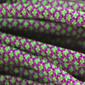 Lilac/Neon Grün Diamond