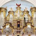 Orgel im Königsberger Dom