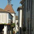 Bastide médiévale de Tournon d'Agenais