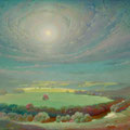 SHAMORDINO 2014 (oil on canvas) 85x110