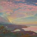 SCENE 2013 (pasteboard,oil on canvas) 60x80