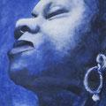 Jamaika Blues, Acryl auf Leinwand, 10/06 100 * 120 cm Leihpreis 42.-- Euro, Kaufpreis 420.-- Euro