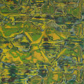 Frühling Schleifarbeit 110 x 80 Kaufpreis 6900 Euro Leihpreis 690 Euro