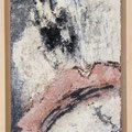 Fragment III 36 x 46, Mischtechnik Kaufpreis 350,- Mietpreis 35,-