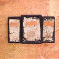 Dreiheit, 2007 26 x 48 Holz, Pappe Kauf 400,- Miete 40,-