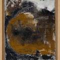 Fragment I 36 x 46, Mischtechnik Kaufpreis 350,- Mietpreis 35,-