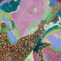 Abstr. Expressionist 3,2005 43 x 52, Öl auf Holz, gerahmt Kaufpreis 500,- Mietpreis 50,-