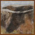 Salt Valley, 2008 Mischtechnik, 80 x 80 cm Kaufpreis 1300 Euro (mit Rahmen) Leihpreis 130 Euro