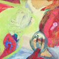 Abstr. Expressionist 2, 2005 44 x 57, Öl auf Holz, gerahmt Kaufpreis 500,- Mietpreis 50,-