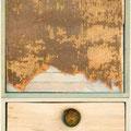 Spuren 2,2007  30 x 45, Naturmaterial Kaufpreis 350,-  Mietpreis 35,-