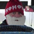 ...Weihnachtsmann inkl. (wer das wohl ist?)...