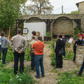 Bogensport vor Ort im Kloster Posa bei Zeitz