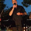 David Zaoui - Mas de Chambon (34) - Juin 2014 - Photo Danielle Ferré