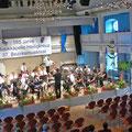 Musikzug Klein-Umstadt beim Wertungsspiel in Kempten