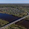 Мост через речку Ветлуга.