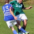Reservemannschaft SV Ravelsbach - SVM am 25.09.2011