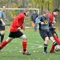 Kampfmannschaft SVM - SV Eintracht Pulkautal am 06.11.2011
