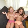 Senne en Tootsy(juli 2013)
