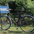 Amrum - das Fahrrad mal stehen lassen