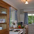 Amrum - Küche im Ferienhaus