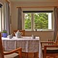 Amrum - Tee im Wohnzimmer