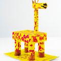 Die Giraffe, Format: 300 x 420 mm