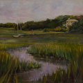 Waiting on the Tide  --- Medium: Oil --- 24x20 [SOLD]