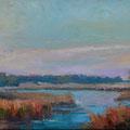 Marsh View II -- 24 x 12