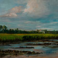 Oyster Bay II [SOLD] --- Medium: Oil --- Size: 24 X 20