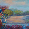 Heading To The Raw Bar 30x15 [SOLD]