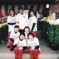 中央、小迫さんは御年94歳!今年も入門太極拳に参加されました。