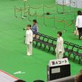 いよいよ鈴光選手の出番です。あ、ドキドキしちゃう。
